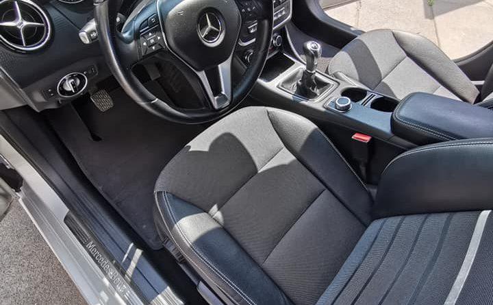 Mercedes A180 Aufgefrischt